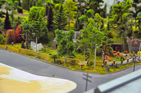 Museum Grand Layout Russia provides a working model representing the Russian Federation, from Kaliningrad to Kamchatka.