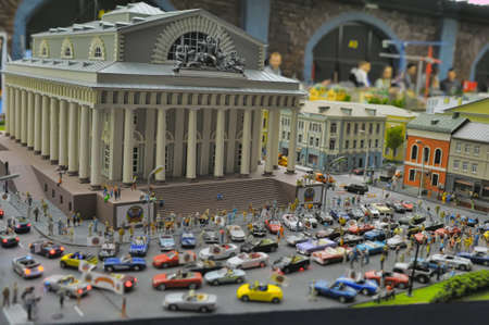 peculiarities: Museum Grand Layout Russia provides a working model representing the Russian Federation, from Kaliningrad to Kamchatka.