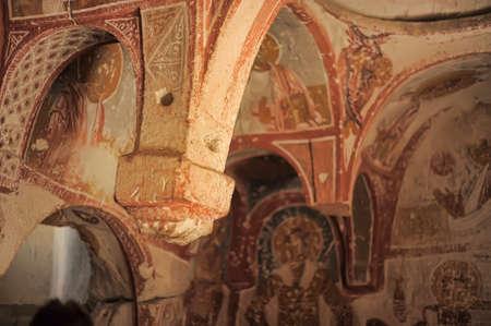 Church of St  Barbara, Cappadocia