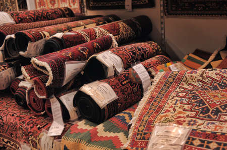 Carpets in store