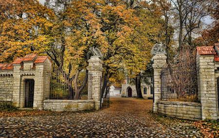 revel: Maaryamyagi- former summer residence of the family of Count Anatoly Vladimirovich Orlov-Davydov in the suburbs of Revel (now Tallinn).