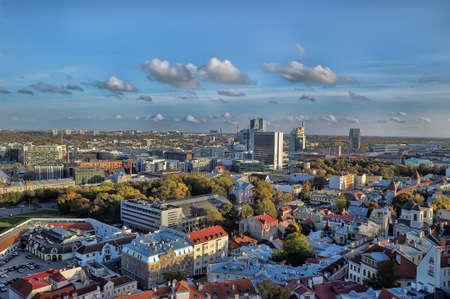 estonian: Tallinn Estonia Rooftops