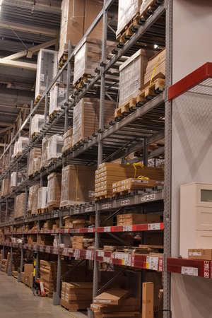 partment: ikea warehouse