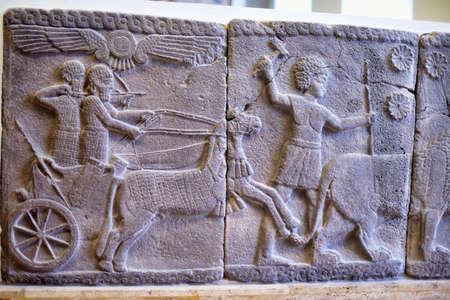 Mesopotamian Art 写真素材