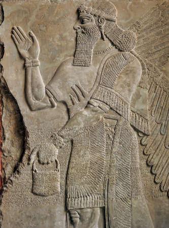 mesopotamian: Mesopotamian Art Editorial