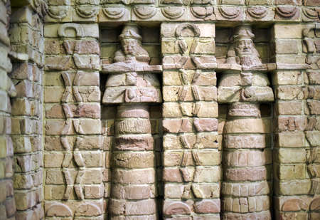 Mesopotamian art war intended to serve as a way to glorify powerful rulers and their connection to divinity. Editorial