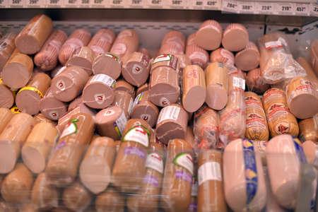 alkalmasság: Kolbász a boltok polcain