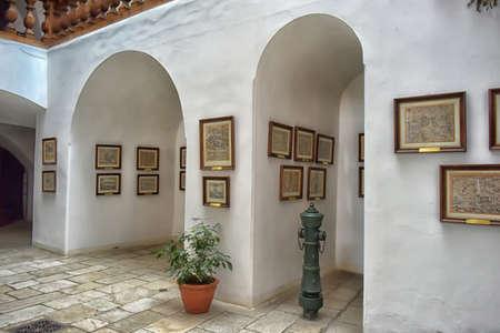 Interior Castle Czech Sternberg