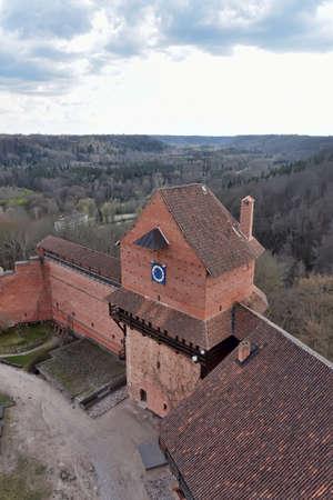 sigulda: Turaida Castle in Sigulda, Latvia.
