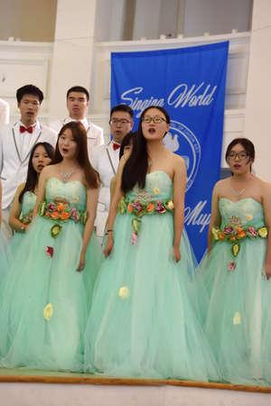 choral: Chinese speech choir Editorial