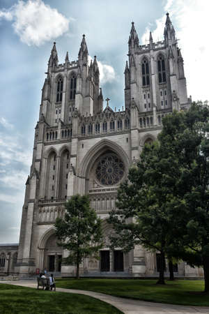 affiliation: National Cathedral in Washington DC.