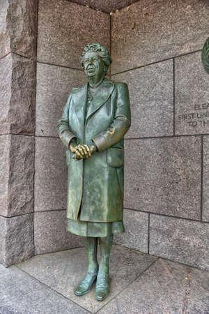 Eleanor Roosevelt Monument Washington DC