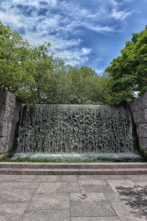 DC Waterfall