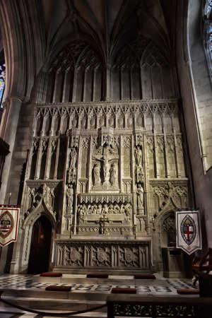 reredos: washington national cathedral