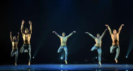 St. Petersburg Dance Theatre TEMPTATION.