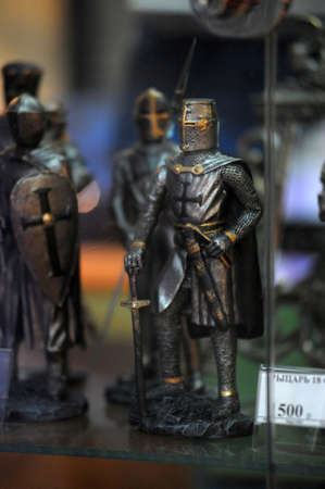 Toy souvenir - Knight close up