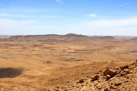 View of Ramon Crater  Makhtesh Ramon , Israel Zdjęcie Seryjne