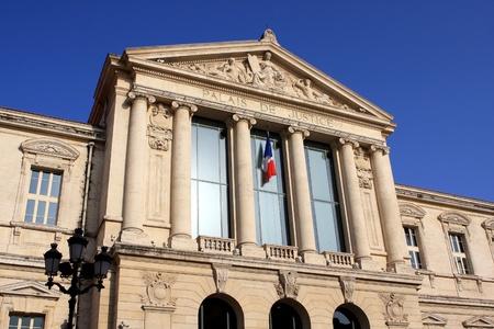 Palais de Justice  Law Court , Nice, France