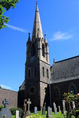 episcopal: St  Andrew s Episcopal Church, Fort William, Scotland Stock Photo