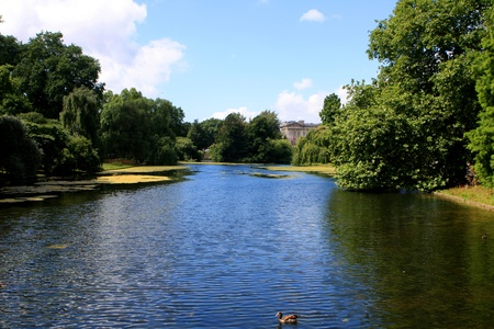 st james s: St  James s Park, park in the City of Westminster, London, England