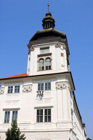 jesuit: The Jesuit College in Kutna Hora, Czech Republic