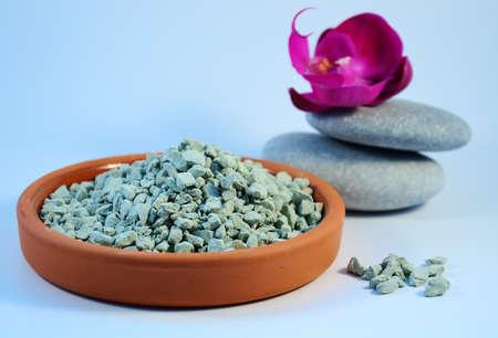 kaolin: argil  green