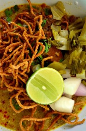 soi: Noodle Khao Soi.
