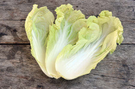 Cos Lettuce photo