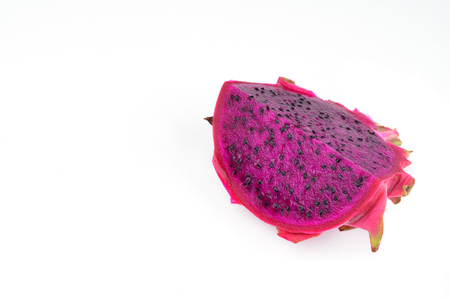 nutrient: red dragonfruit with high nutrient good for health
