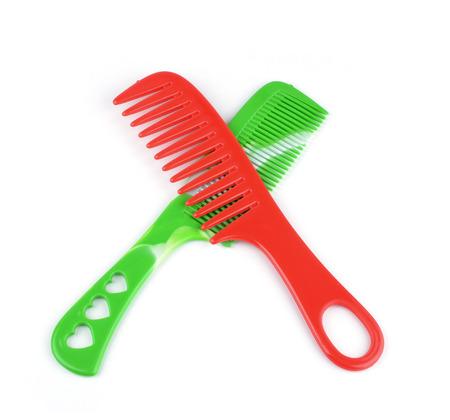hairbrush: hairbrush Stock Photo