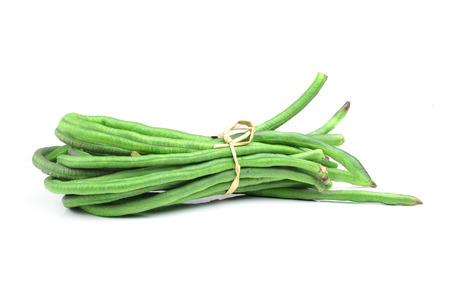long bean: Yard Long bean Stock Photo