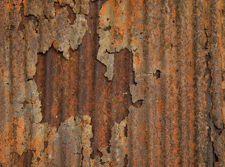 rust metal: rust