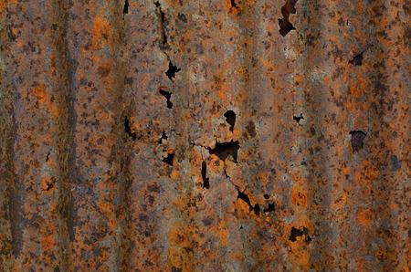 oxidado: fondo hierro oxidado