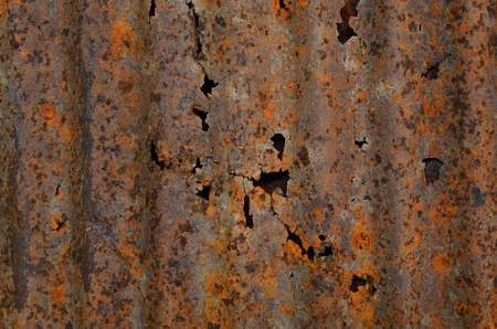 rusty: rusty iron background Stock Photo