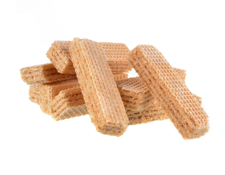 wafers: Wafers with chocolate