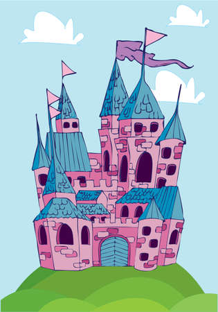 enchanted: castle
