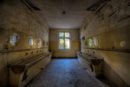Washroom in Berlin