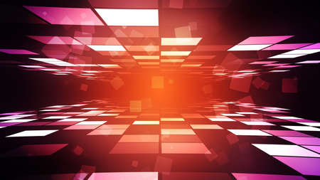 modern background: Party Background with glittering lightsdance floor and abstract particles. 8K Ultra HD Resolution at 300dpi