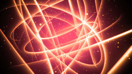 streak: Abstract Background with Light Streaks and abstract particles. 8K Ultra HD Resolution at 300dpi Stock Photo