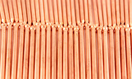clr: Copper construction nails