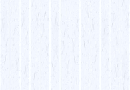 De witte houten achtergrond van de planktextuur, steekt natuurlijke achtergrond aan. Voor behang, webdesign, decoratie Stock Illustratie