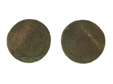 Dana'thir, el bosque de la vida - Página 4 1929057-anticuarios-moneda-de-cobre-de-1766