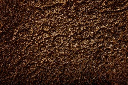 Textured background Molten Metal Effect dark style Stock Photo