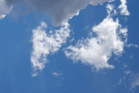 thundercloud: Blue Sky e Storm Nuvole scure nube di tuono
