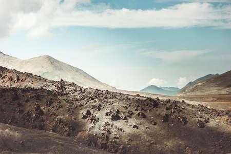Montagnes Paysage Voyage Vue aérienne paysage serein nature sauvage scène atmosphérique calme Banque d'images