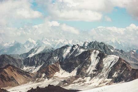 Rocky Mountains Landscape Travel luchtfoto serene landschap wilde natuur rust idyllische scène