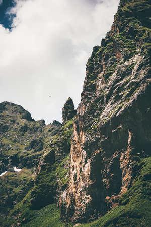 Rocky Mountains Landscape Travel wild nature scenery