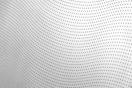 close-up white perforated leather car seat. Skin texture Stock Photo - 125291302
