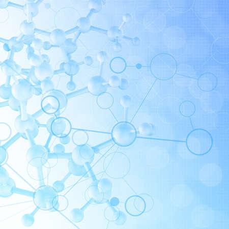 biotecnologia: Resumen moléculas 3d antecedentes médicos