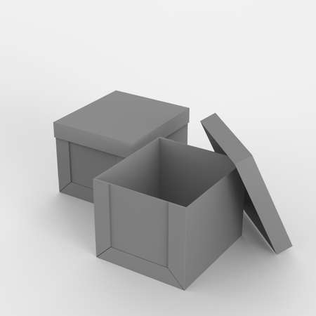outside the box: thinking outside the box on crumpled sticky note paper as concept